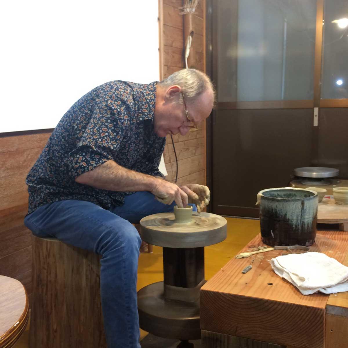 Ceramic Experience